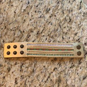 Victoria Emerson Snap bracelet